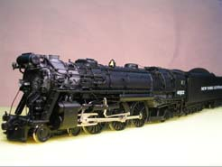 HO US NYC 4-6-2 Steam Locomotive