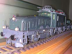 I European Electric Locomotive (Crocodile)