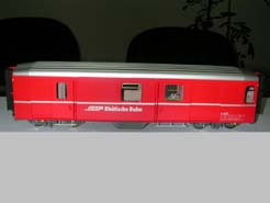 O European Baggage Car
